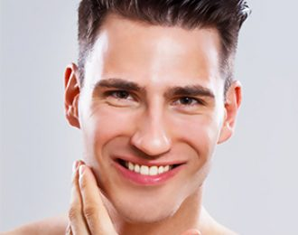 Laser Hair Removal for Men, Full Face