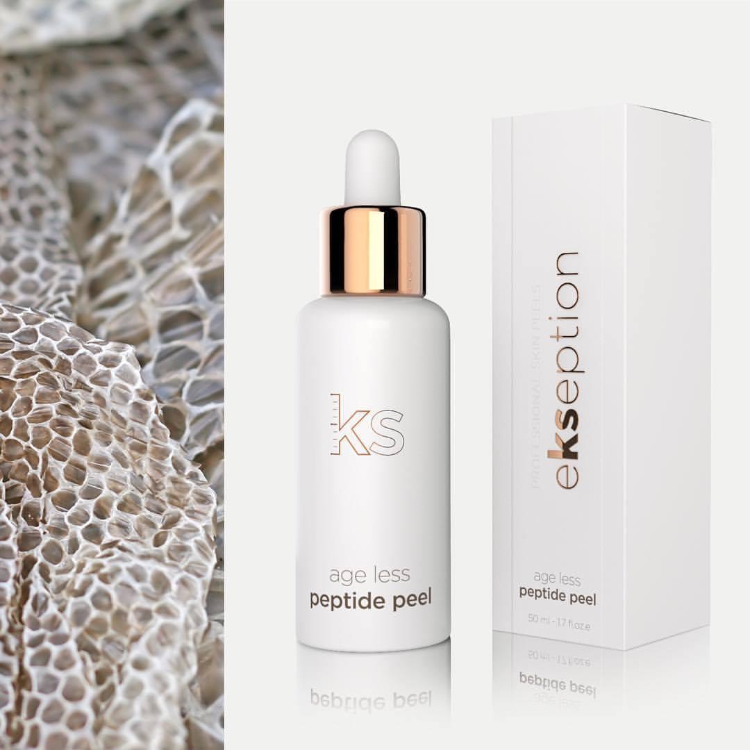Age Less Peptide Peel Treatment