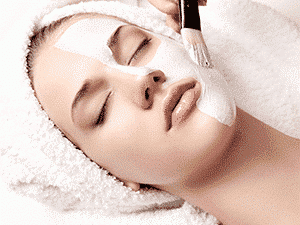 Ekseption skin peel treatment