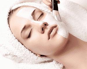 Ekseption skin peel treatment