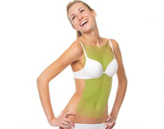 Laser Hair Removal for Women, Abdomen and Chest