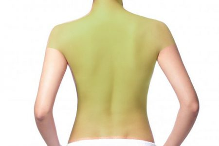 Laser Hair Removal for Women, Full Back, Shoulder and Back of Neck