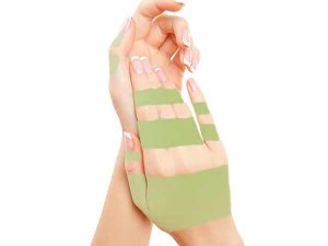 laser hair removal hand and fingers