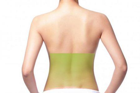 Laser Hair Removal for Women, Lower Back