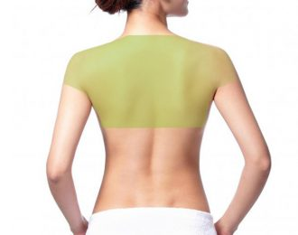 Laser Hair Removal for Women, Upper Back and Shoulders