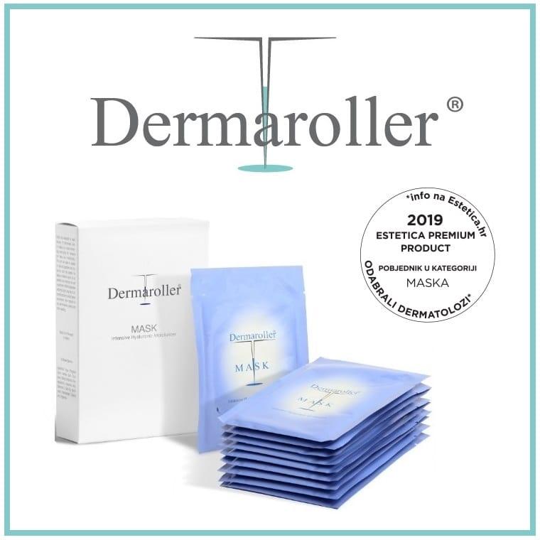 Dermaroller Mask Estetica Premium Product 2019