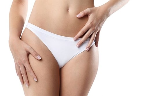 Brazilian laser hair removal for women