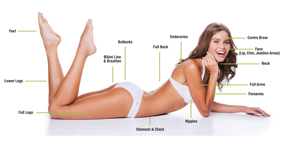 hair removal for female