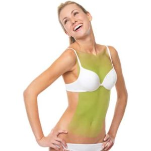 Abdomen and Chest Laser Hair Removal for Women