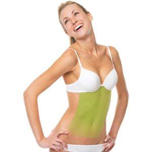 Laser Hair Removal for Women, Abdomen