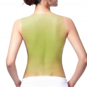 Full Back Laser Hair Removal for Women
