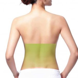 Laser Hair Removal for Women, Lower Back