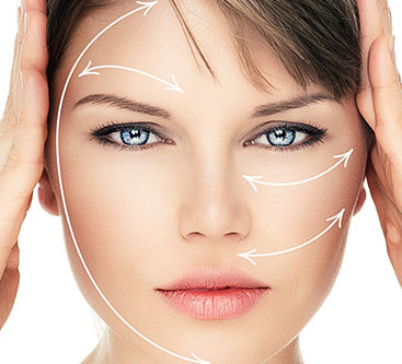 skin tightening face