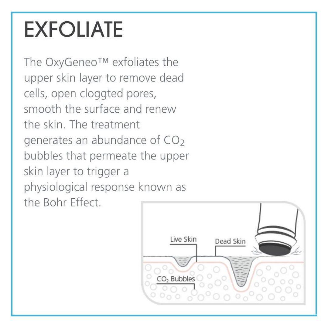 exfoliate upper skin