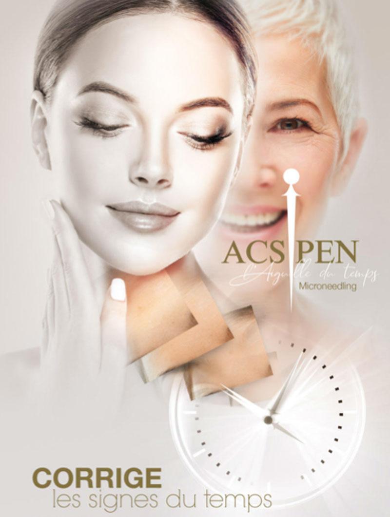 Microneedling ACS-PEN