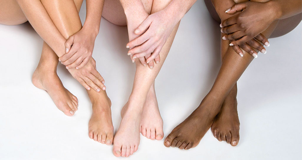Laser hair removal for all skin tones