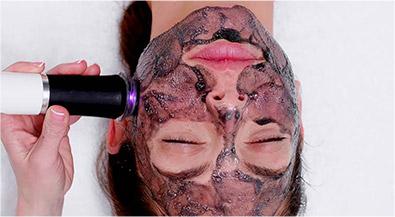 OxyGeneo Balance Charcoal Facial