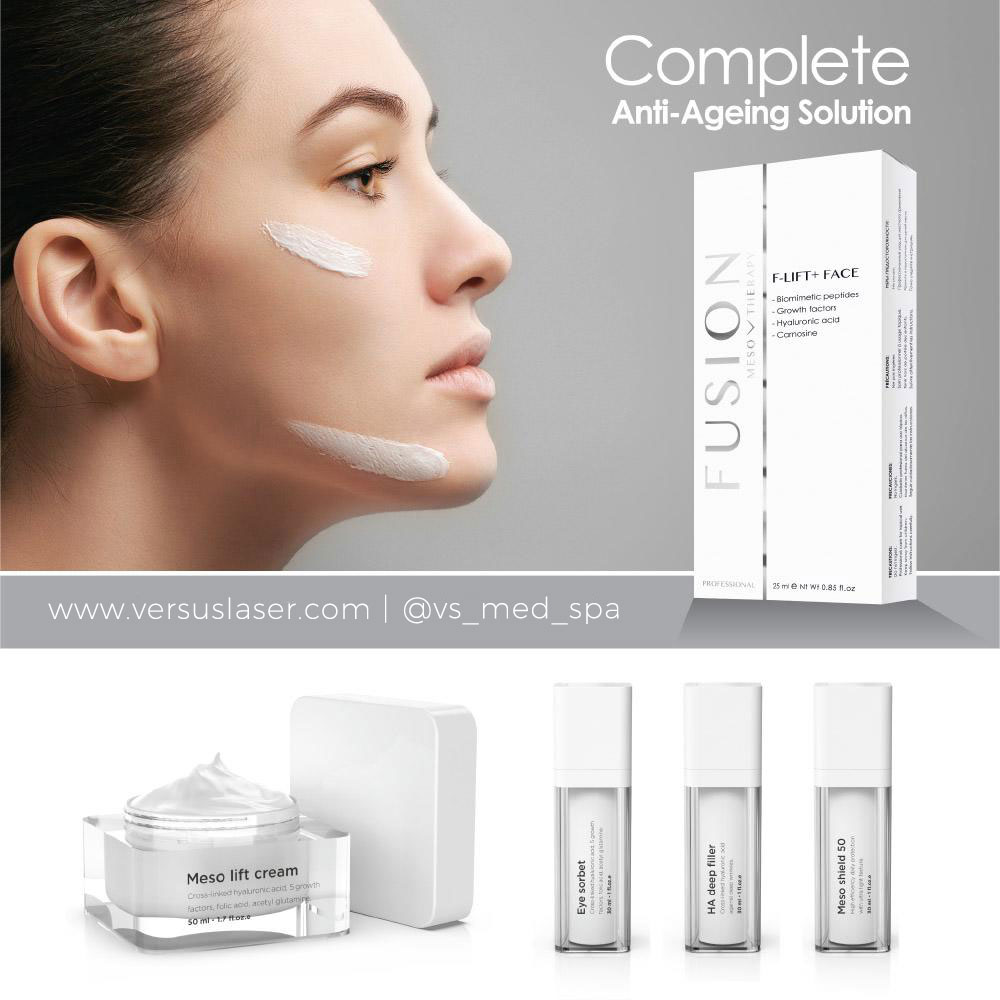 Fusion Mesotherapy anti aging solution
