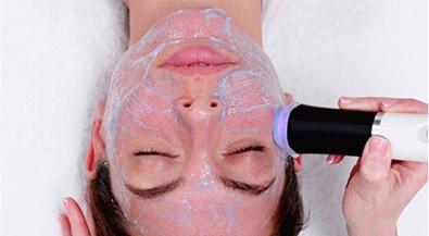 OxyGeneoBlue Spirulina hydrate facial