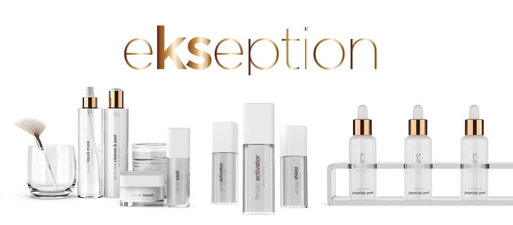 ekseption peels skin care