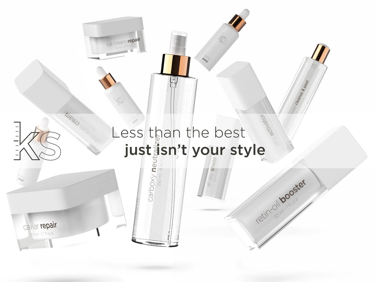ekseption professional skin care products