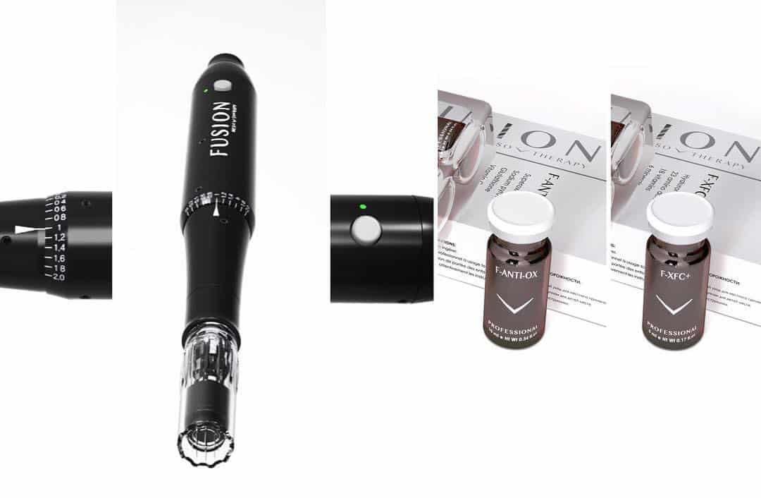 Fusion Mesotherapy pen with cocktails