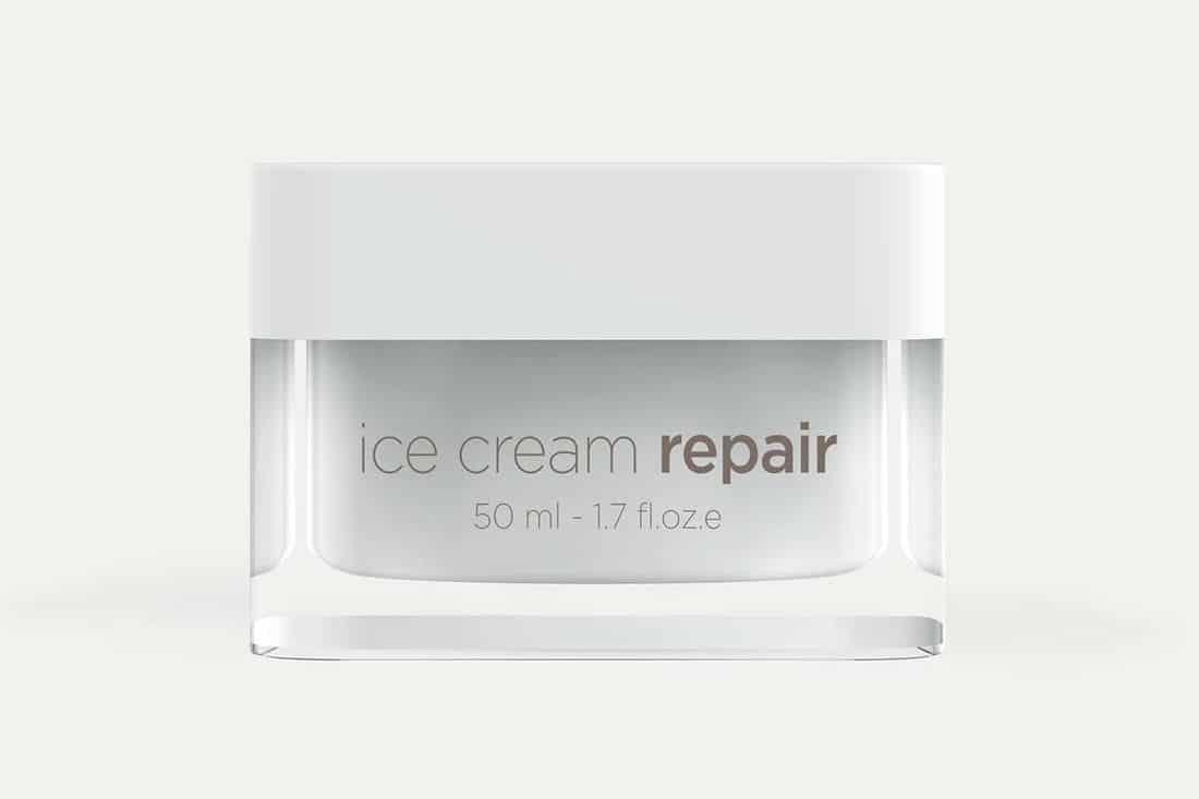 ice cream repair