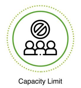 covid 19 capacity limit