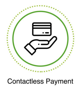 covid 19 contactless payment