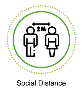 covid 19 social distance