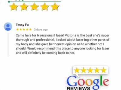 laser hair removal reviews