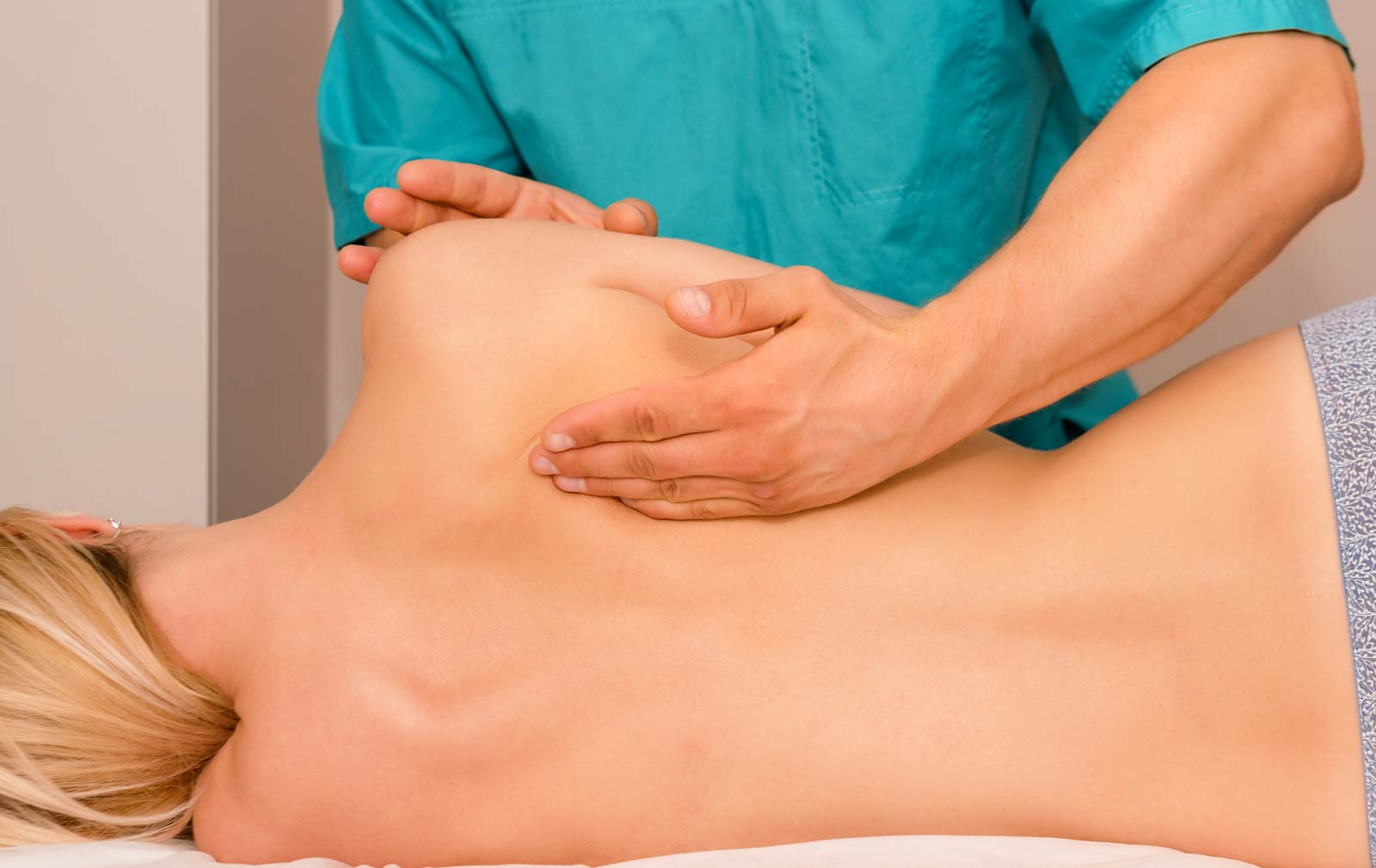 osteopathic massage
