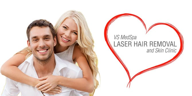 Laser Hair Removal is the Perfect Valentine's Day Gift