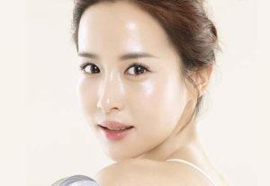 glass skin facial K-beauty