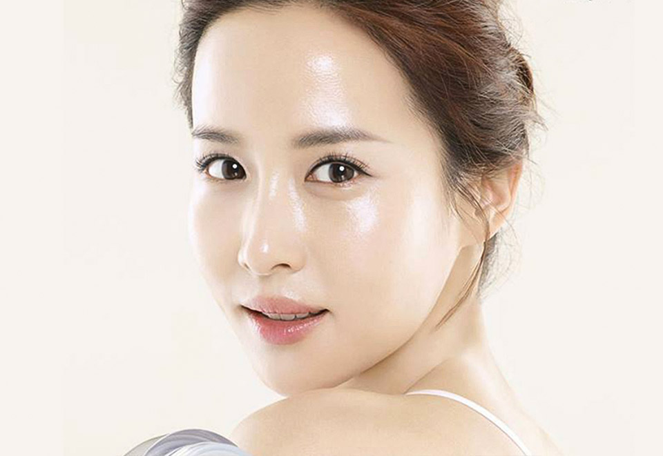 glass skin facial K-beauty